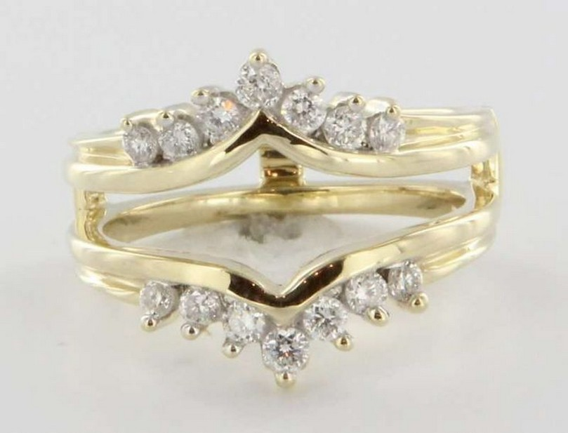 : wedding ring enhancer
