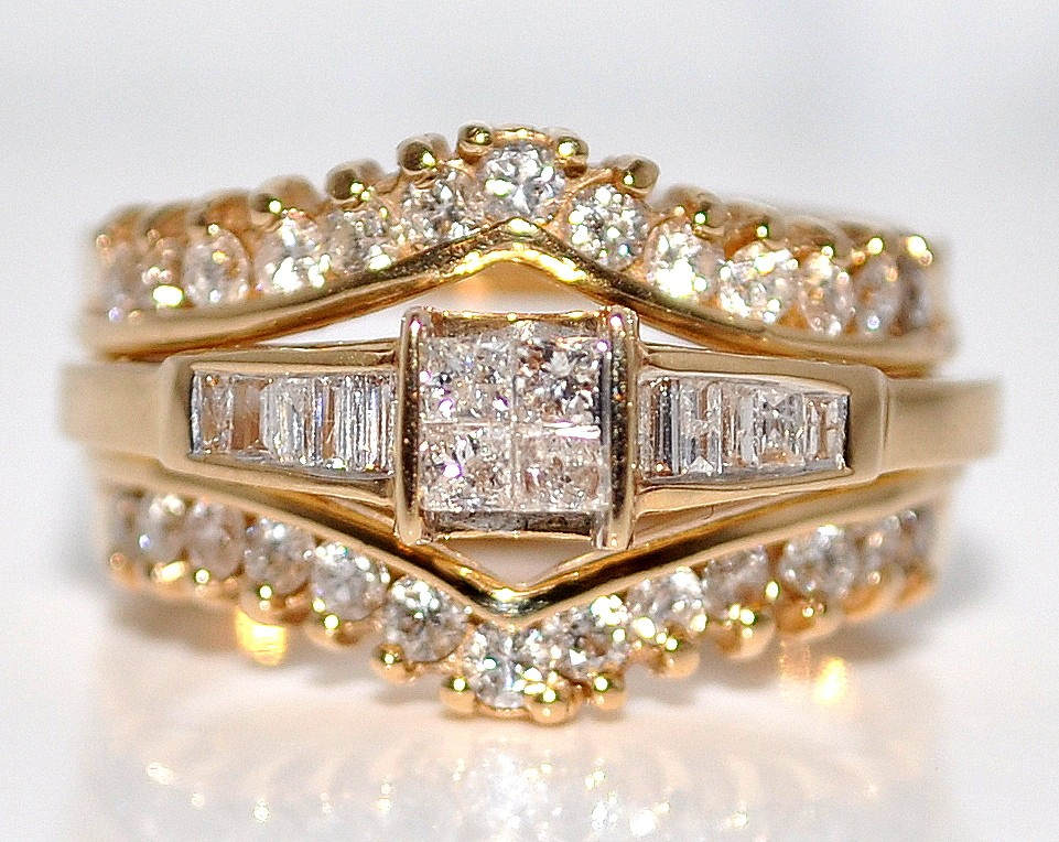 : wedding ring enhancers